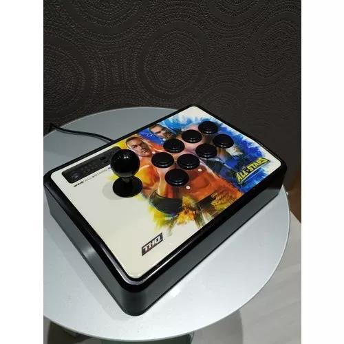 Controle para jogos de luta (ps4/ps3/pc) - joystick madcatz