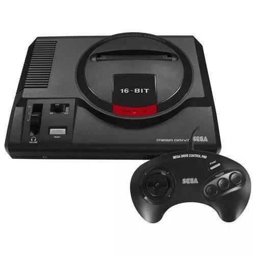 Mega drive (22 jogos na m