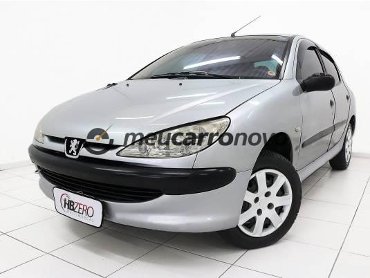 Peugeot 206 selection 1.6 16v 110cv 3p 2002/2003