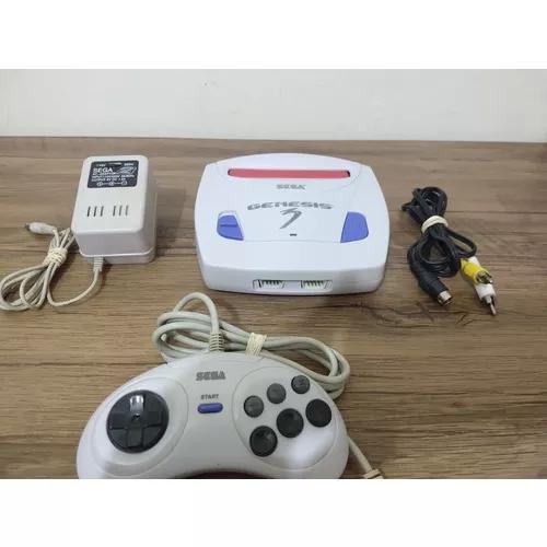 Sega genesis 3 (raro) branco