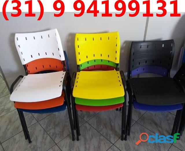 Cadeiras coloridas novas entrega gratis sauros log