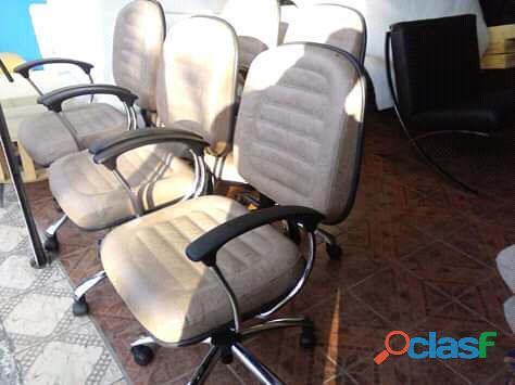 Reformas de cadeiras longarinas sofás poltronas cadeiras da secretaria