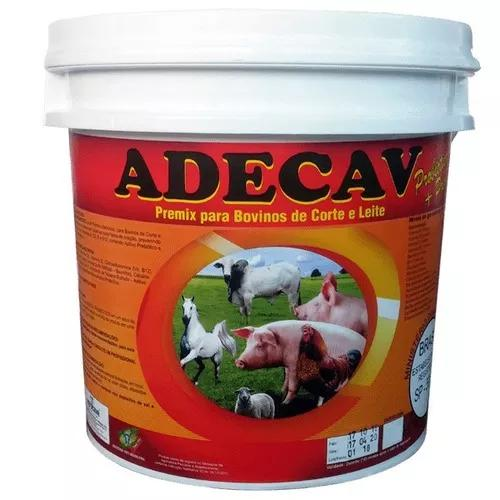 Adecav probiótico 10 kg - pr