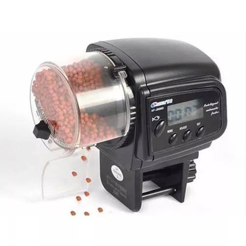 Alimentador automático aquário resun af2009d pilhas
