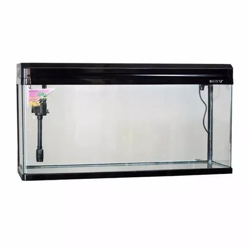 Aquário boyu ea-120e led 200l 110v ea 120e peixes jumbo