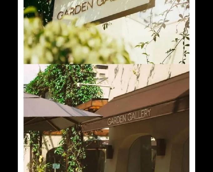 Cafeteria bistrô -jardins