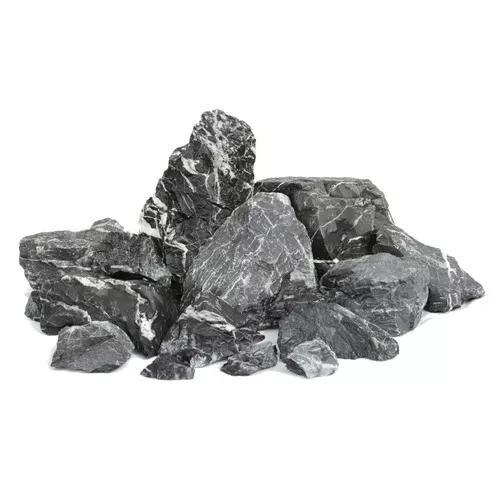 Decoração mbreda blackrock rochas para aquário - tamanho