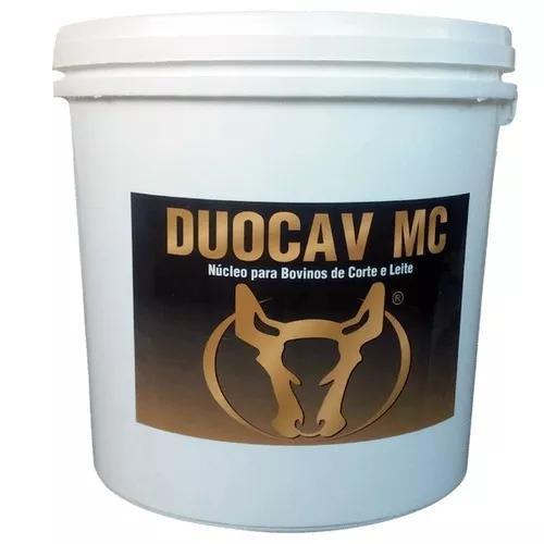 Duocav mc 5 kg núcleo p/ misturar na ração agrocave