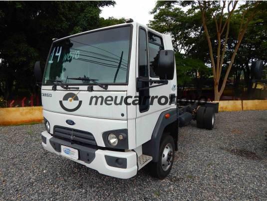 Ford cargo 1119 turbo 2p (diesel)(e5) 2014/2014