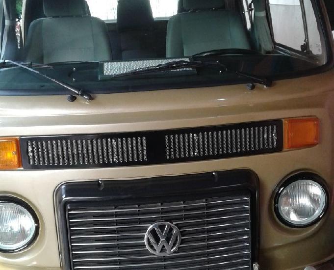 Kombi cabine dupla ap 2000 gasolina registrada completa