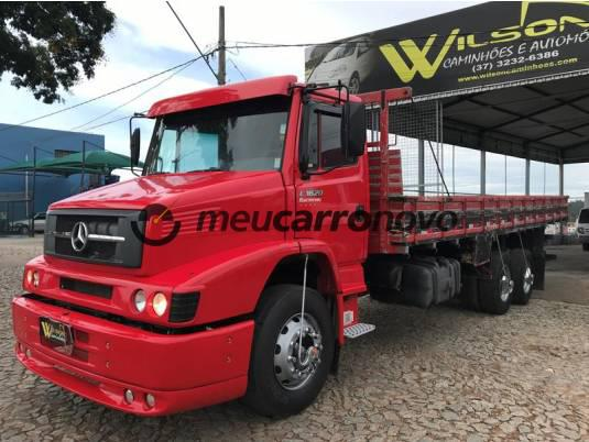 Mercedes-benz l-1620 3-eixos 2p (diesel) 2010/2010