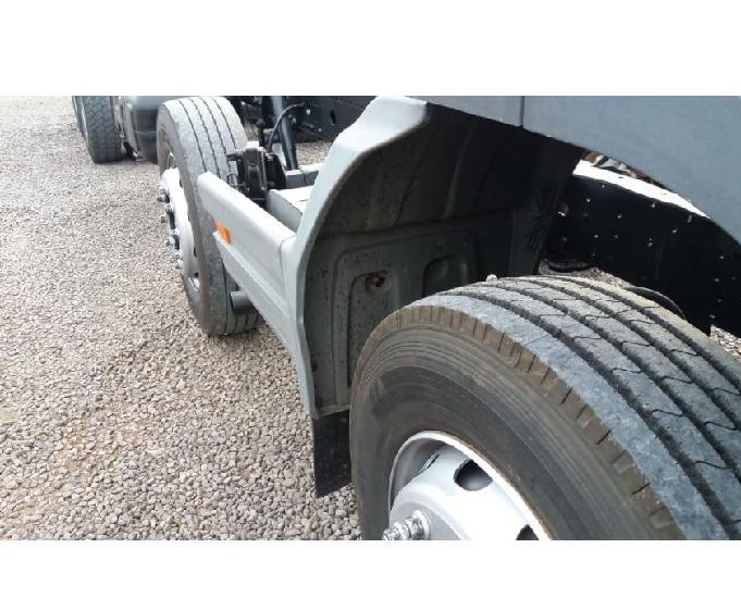 Mercedes benz atego 2428 master - no chassi - bitruck 8x2