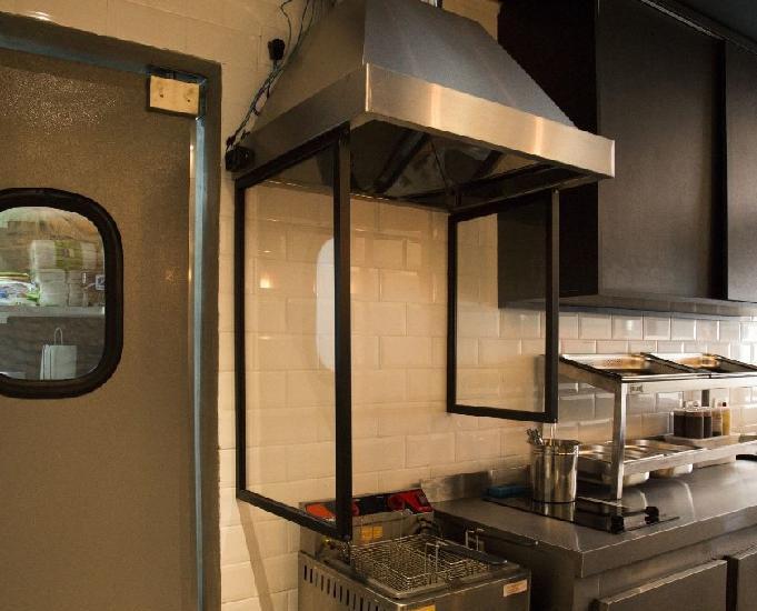 Vendo restaurante especializado em frango frito