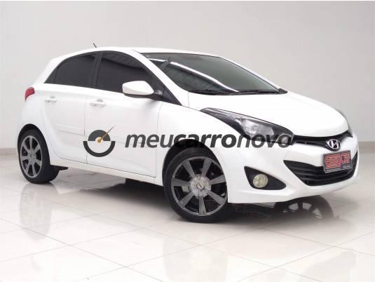 Hyundai hb20 c.style/c.plus 1.6 flex 16v aut. 2015/2015