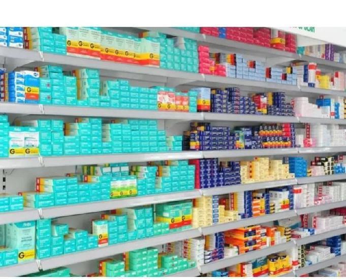 Vendo 02 redes de farmacias em são paulo capital e interior