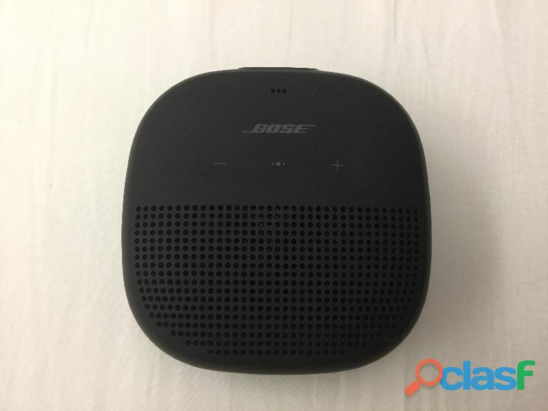 Micro soundlink bose preto novo na caixa