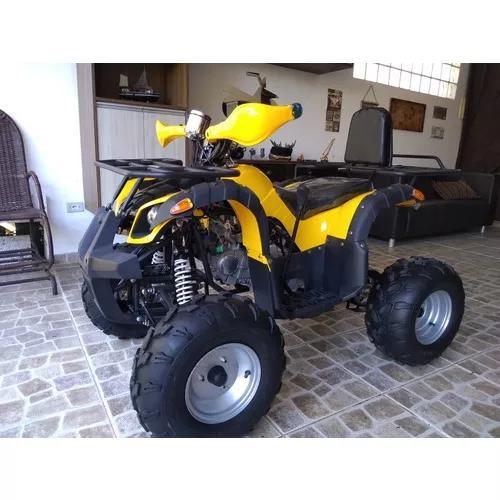 Atv monster 125cc 2019 0km automático