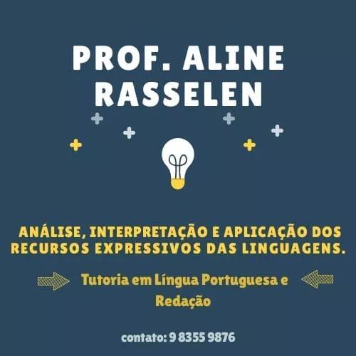 Aulas particulares de português, literatura e redação