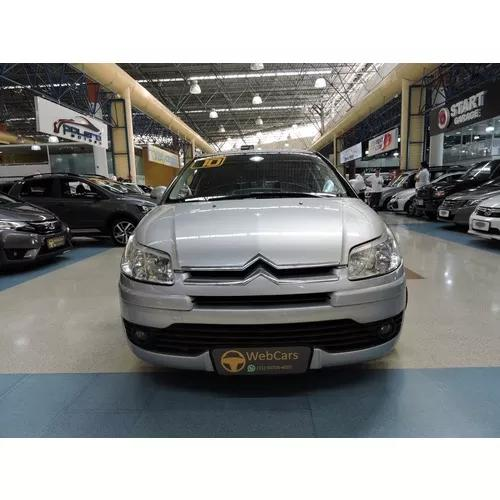 Citroën c4 1.6 glx flex 5p