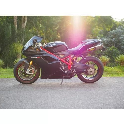 Ducati 1198 sp - destroi a hornet, ninja zx, r1, cbr