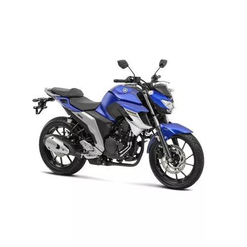 Fazer 250cc - feita para surpreender você