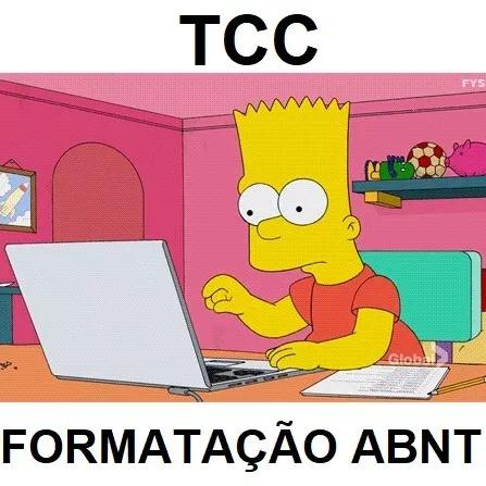 Formatação abnt de tcc, monografia e artigos acadêmicos.