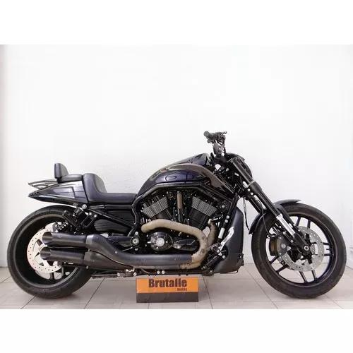 Harley davidson v-rod night rod special preta