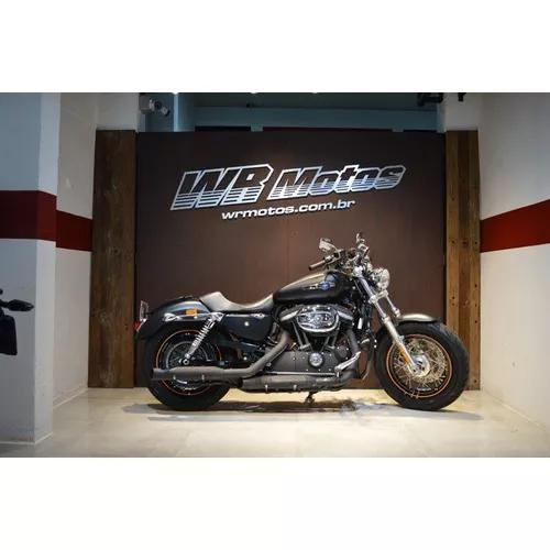 Harley davidson | xl 1200 cb. 2014