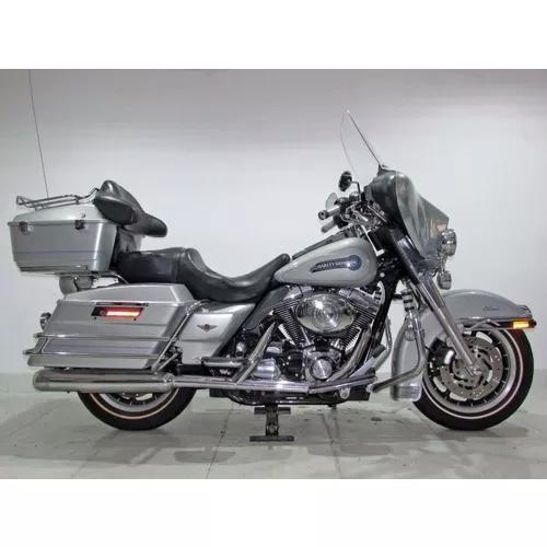 Harley-davidson electra glide classic 2006 prata