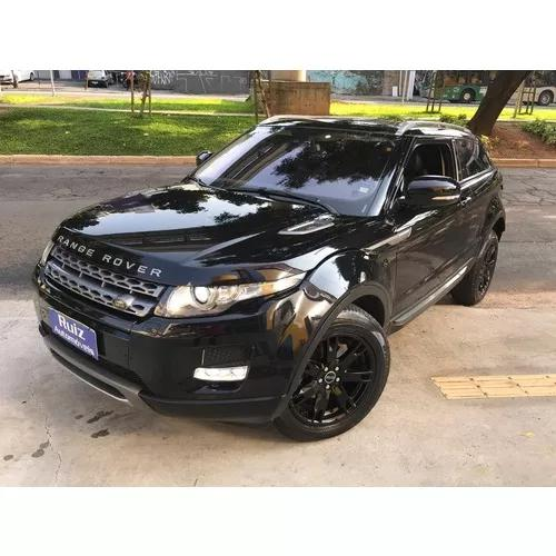 Land rover evoque 2.0 si4 pure tech pack 3p