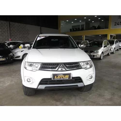 Mitsubishi pajero dakar 3.5 hpe 7 lugares 4x4 v6 24v flex 4p