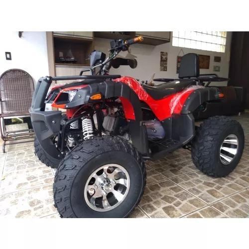 Monster 150cc 0km automático completo