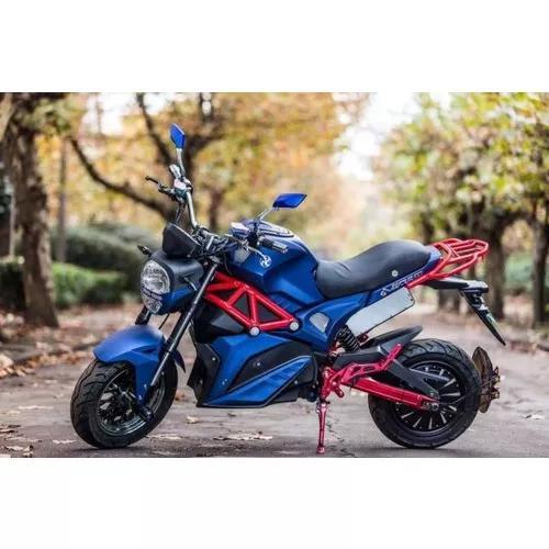 Moto scooter elétrica 3000w para