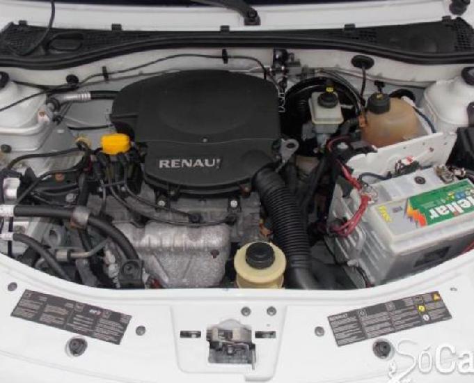 Renault sandero expression 1.6 flex 2012 completo