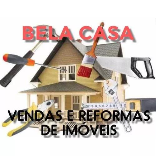 Vendas reformas de casa