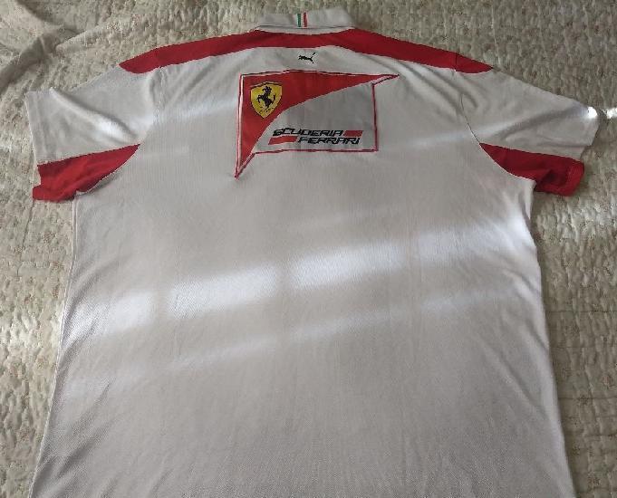 Camisa polo ferrari puma