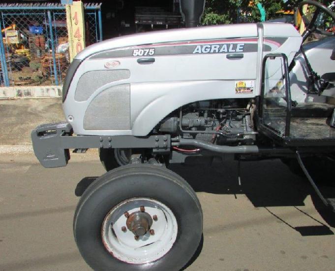 Agrale 5075 4x2 ano:2009 motor mwm !!