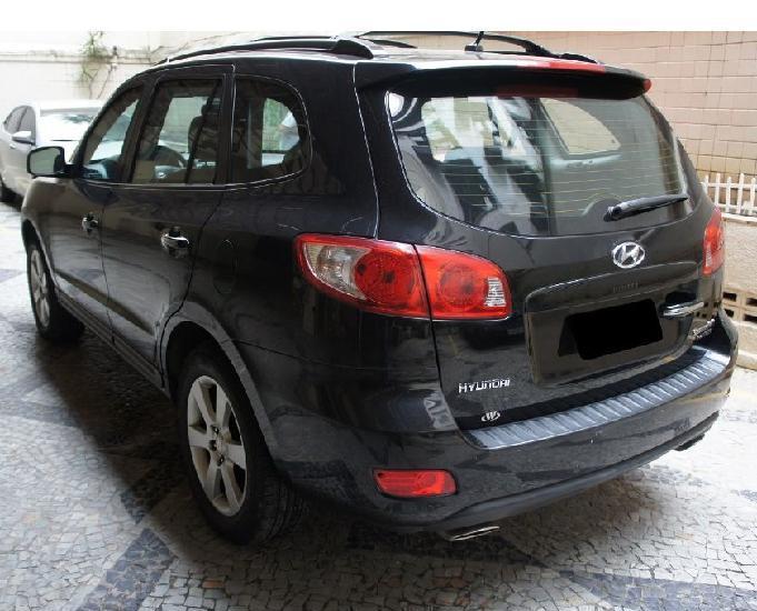 Hyundai santa fe gls 4x4 v6 2009 blindada
