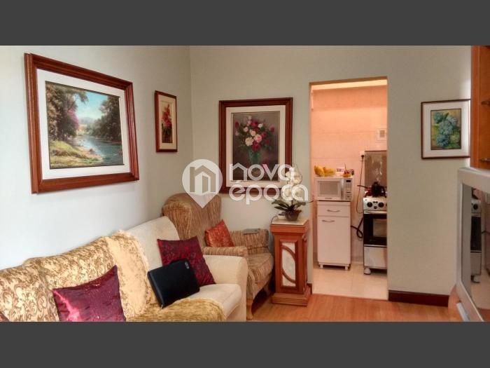Santa teresa, 1 quarto, 38 m² rua monte alegre, santa