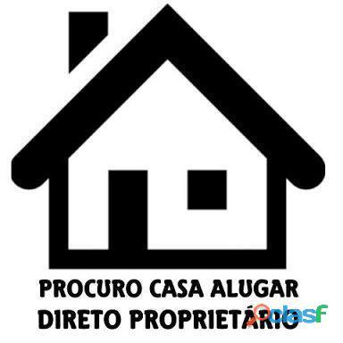 Procuro casa pra alugar direto com proprietário até 500 reais com garagem que permita animais