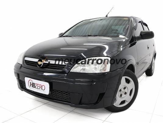 Chevrolet corsa sed. premium 1.4 8v econoflex 4p 2009/2010