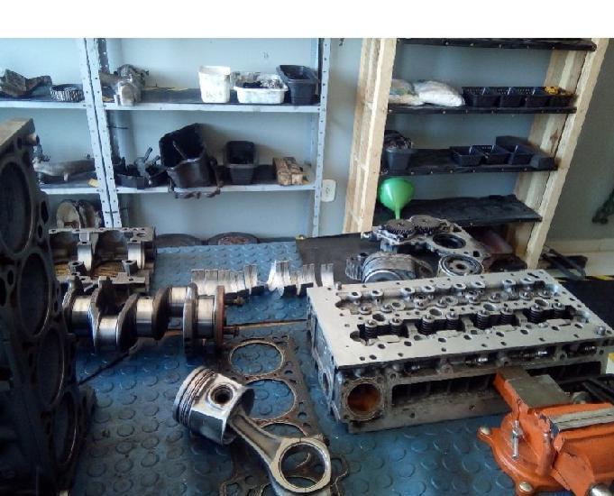 Curso de mecânica a diesel