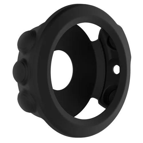 Capa case protetor proteção silicone relógio garmin fenix