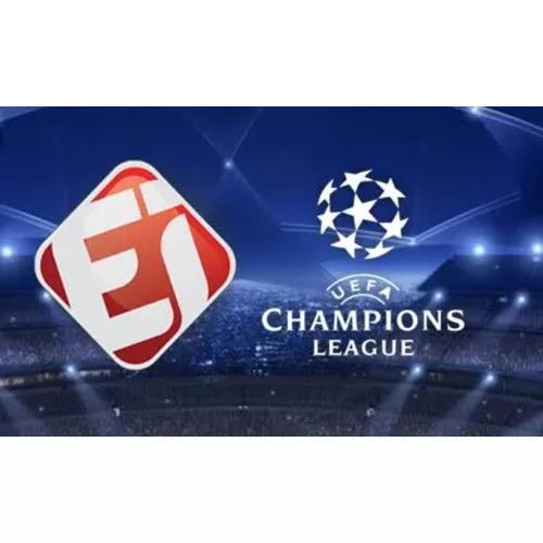Esporte Interativo + Champions League
