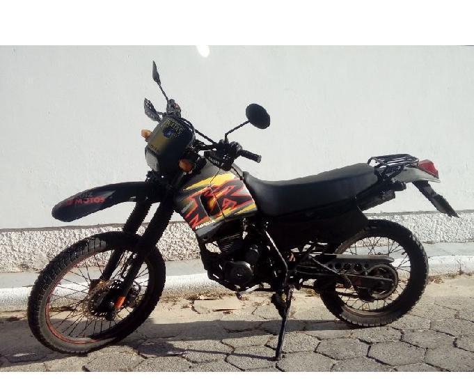 Honda xr em ótimo estado!!! - 2001