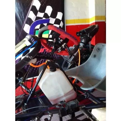 Kit speed cambio para kart com motor de motocicleta rd