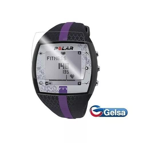 Pelicula filme protetora relógio smartwatch polar ft7