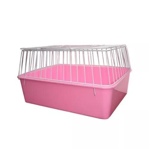 Caixa de transporte para cães, gatos, coelhos, hamsters
