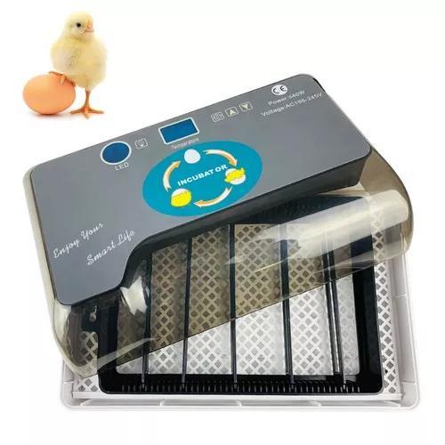 Digital ovo incubator automática ovos hatcher com ovoscopo