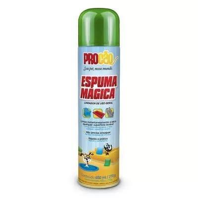 Espuma mágica limpador instantâneo a seco - procão